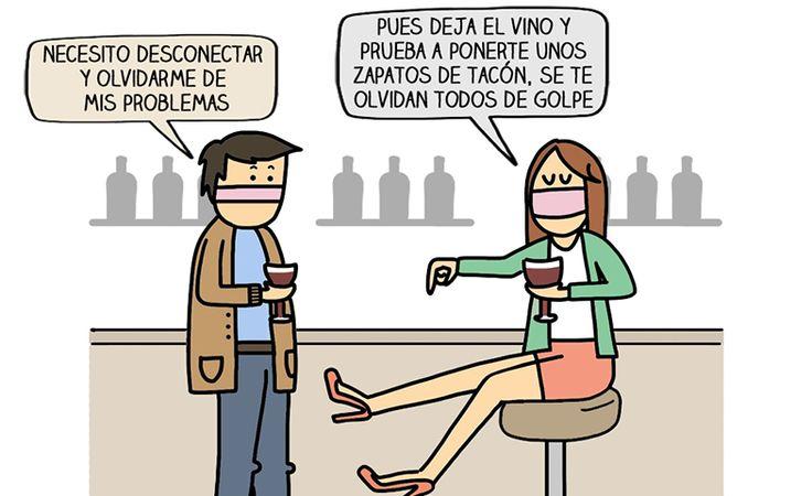 #P8ladas #viñeta #ilustración #humor