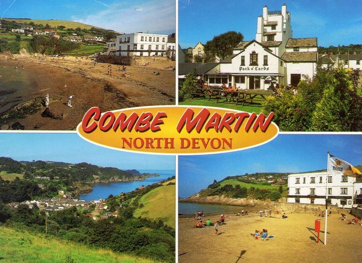 Combe Martin, North Devon. #CombeMartin #NDevon #NorthDevon #Devon