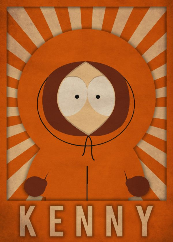 south park characters kenny mccormick