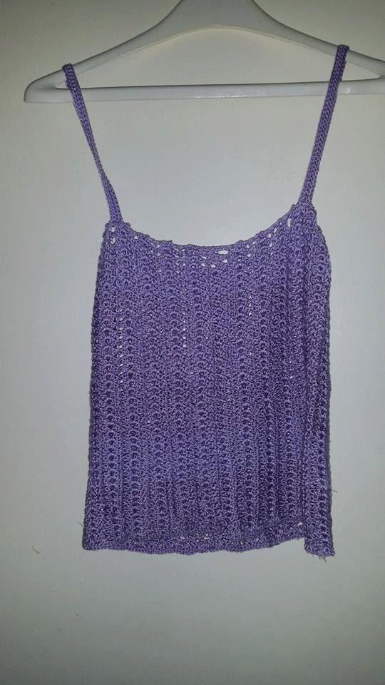 1000+ ideas about Crochet Tank Tops on Pinterest Crochet ...