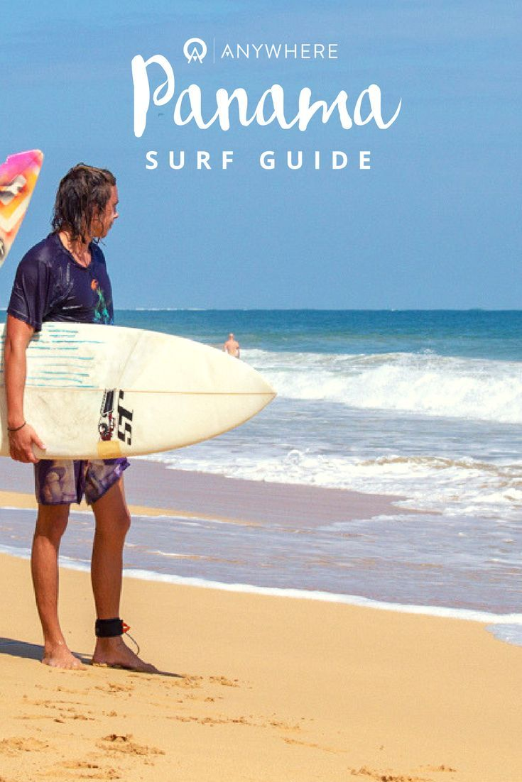 The Best Surfing In Central America Is In Panama Check Out Our