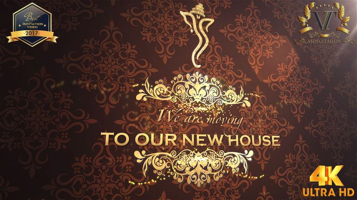 House Warming Ceremony Invitation Video check this video at:-http://www.videotailor.com/videos/house-warming-ceremony-invitation-video/  Are you shifting to your new house and looking for a video invite? Check this house warming ceremony invitation video that you can send over whatsapp to your friends and family and invite them to join you in your new house party.