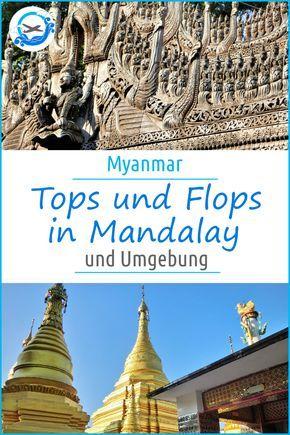 Mandalay in Myanmar hat viele Sehenswürdigkeiten. Welche sich lohnen und welche nicht, erfahrt ihr hier auf unserem Reisebericht durch Myanmar mit Kindern.