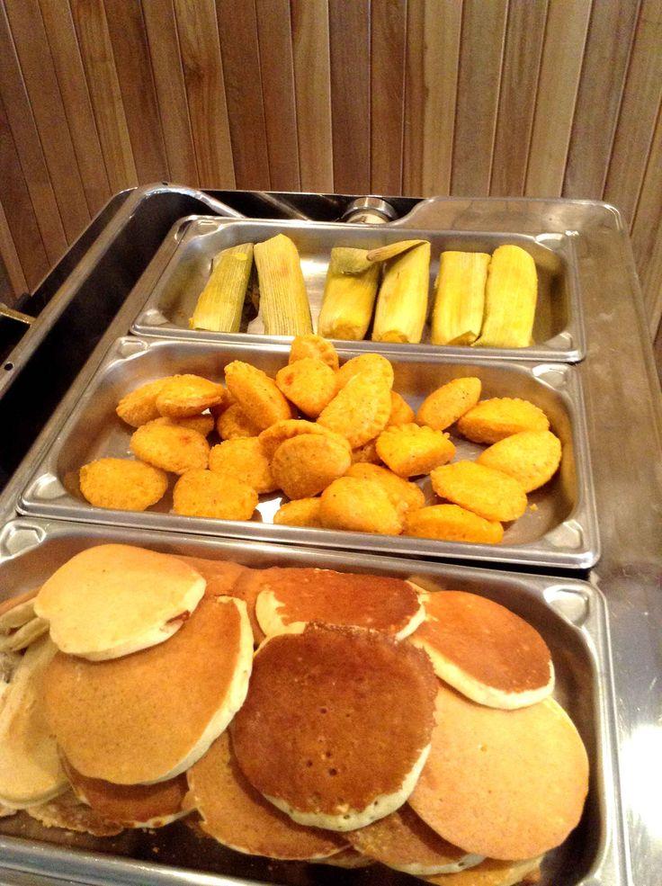 Un fabuloso #desayuno en el FInch Bay #hotel en #Galapagos #Ecuador  http://www.placeok.com/finch-bay-galapagos-mejor-hotel-ecologico-del-mundo/