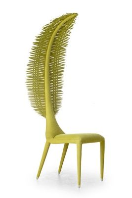 Kenneth Cobonpue : Collections : ZAZA : Side Chair