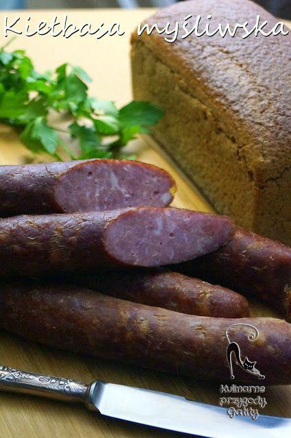 Kulinarne przygody Gatity: Kiełbasa myśliwska
