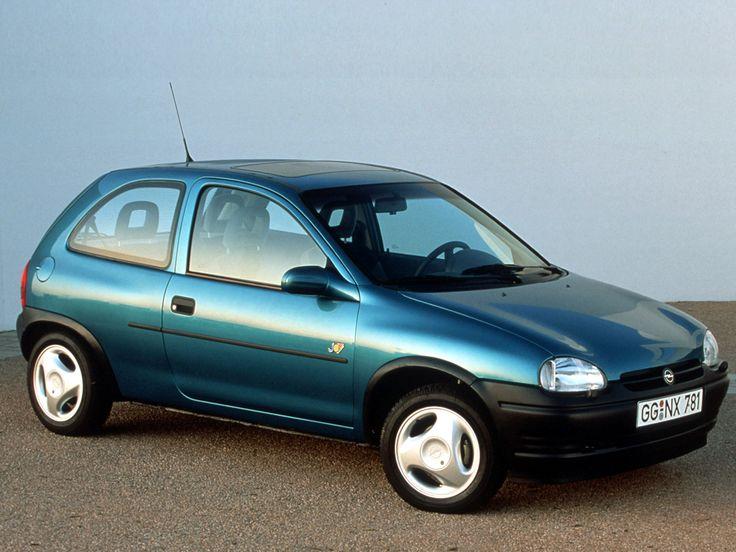 Opel Corsa - od 1982 roku wciąż na rynku. http://manmax.pl/opel-corsa-1982-roku-wciaz-rynku/