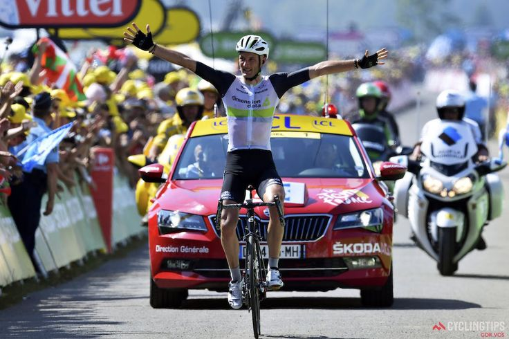 Steve Cummings (Dimension Data) took a stellar stage win Friday at the Tour de France on the first of three successive days in the Pyrenees. The rider from Great Britain made the early breakaway and escaped solo from his companions before the category 1 Col d'Aspin. Cummings powered over the final climb and sped down […]