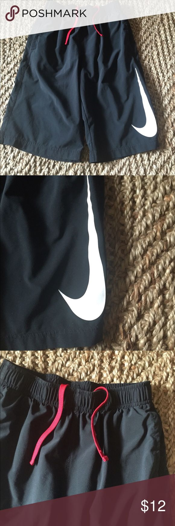 Boys Nike shorts!! Great condition!!!  With pockets!  No flaws!! Nike Bottoms Shorts