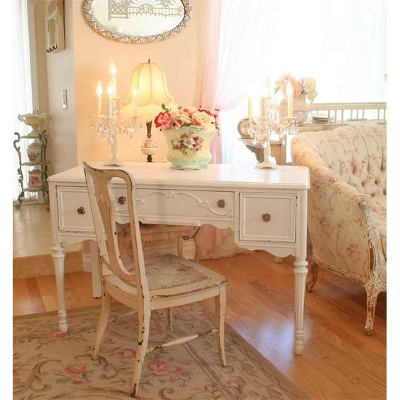 Home Decor Blogs Shabby Chic: 17 Best Images About Shabby Chic Home Office On Pinterest
