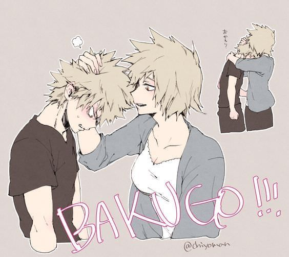 YOUR HERO [Katsuki Bakugou x Reader] | these are not mine | Boku no