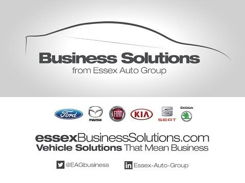 Business Solutions from Essex Auto Group > Vehicle solutions for businesses of all sizes in Essex, London, and beyond, including flexible financing for company cars and fleets