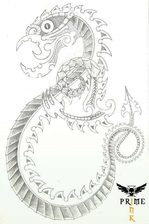 taniwha by primeink zangyaku luke pierce visuals pinterest maori bone carving and tattoo. Black Bedroom Furniture Sets. Home Design Ideas