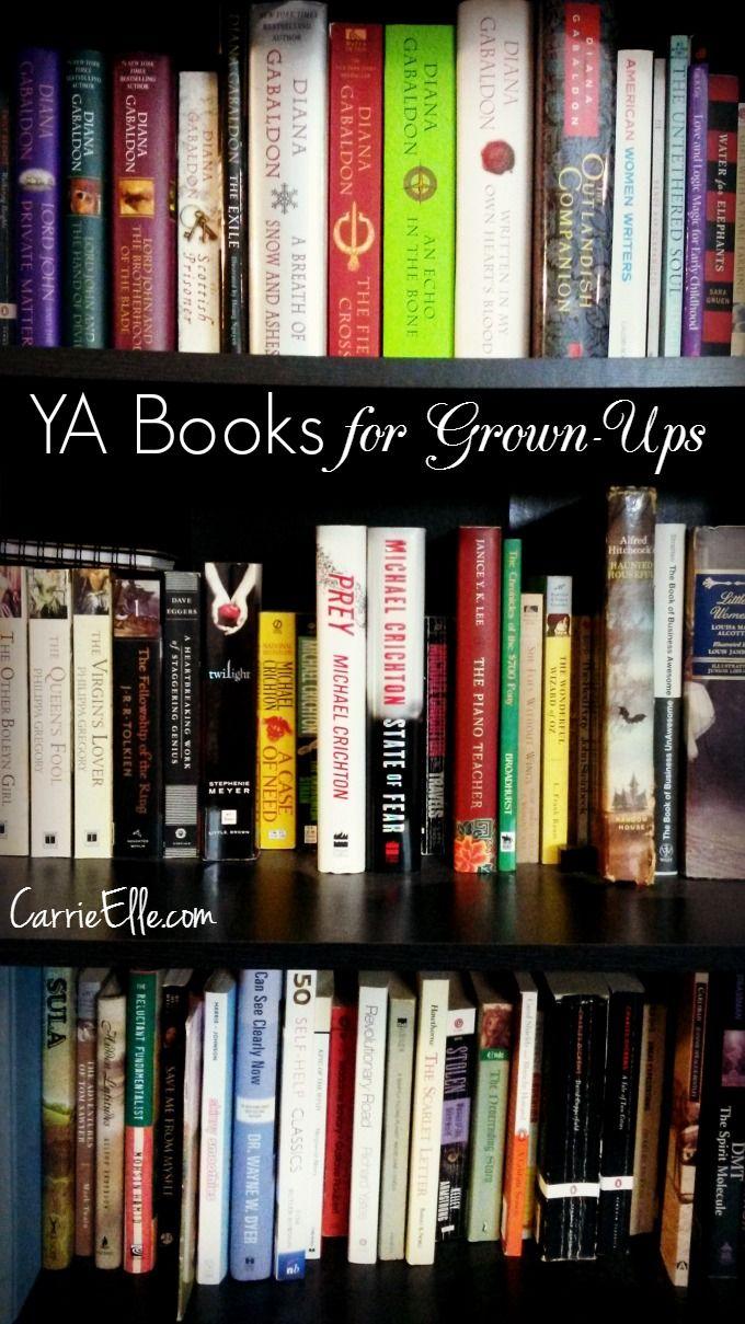 YA Books for Grown-Ups