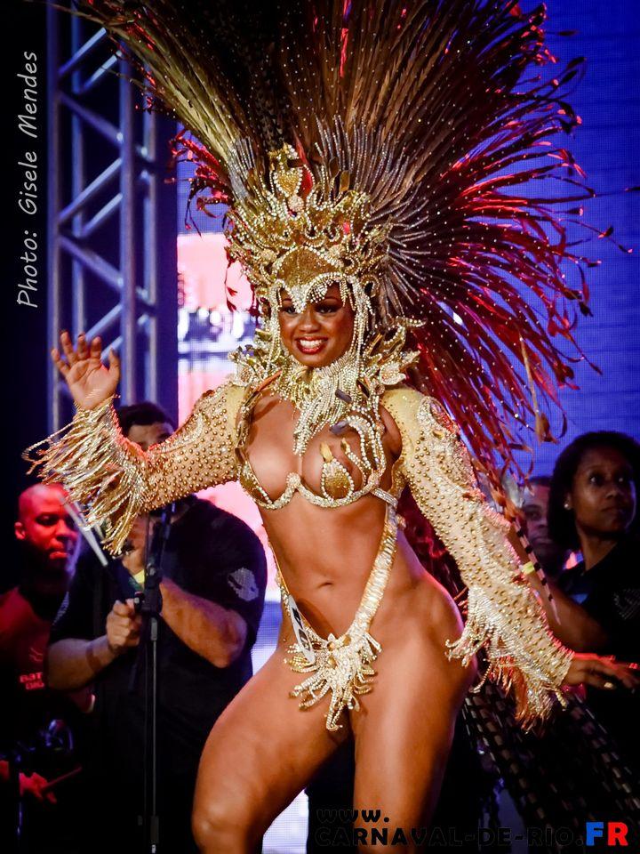 Photos -Femmes nues du carnaval de Rio - micmagnet