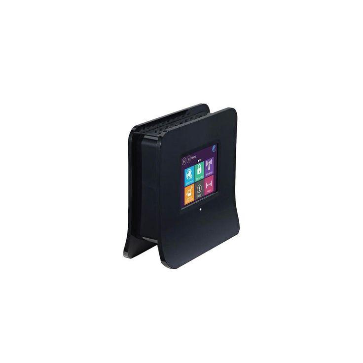 Almond Touchscreen N Wireless Router + Range Extender