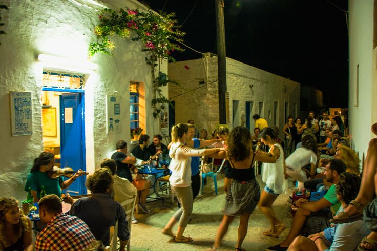 Schoinoussa - Dancers (Cyclades)