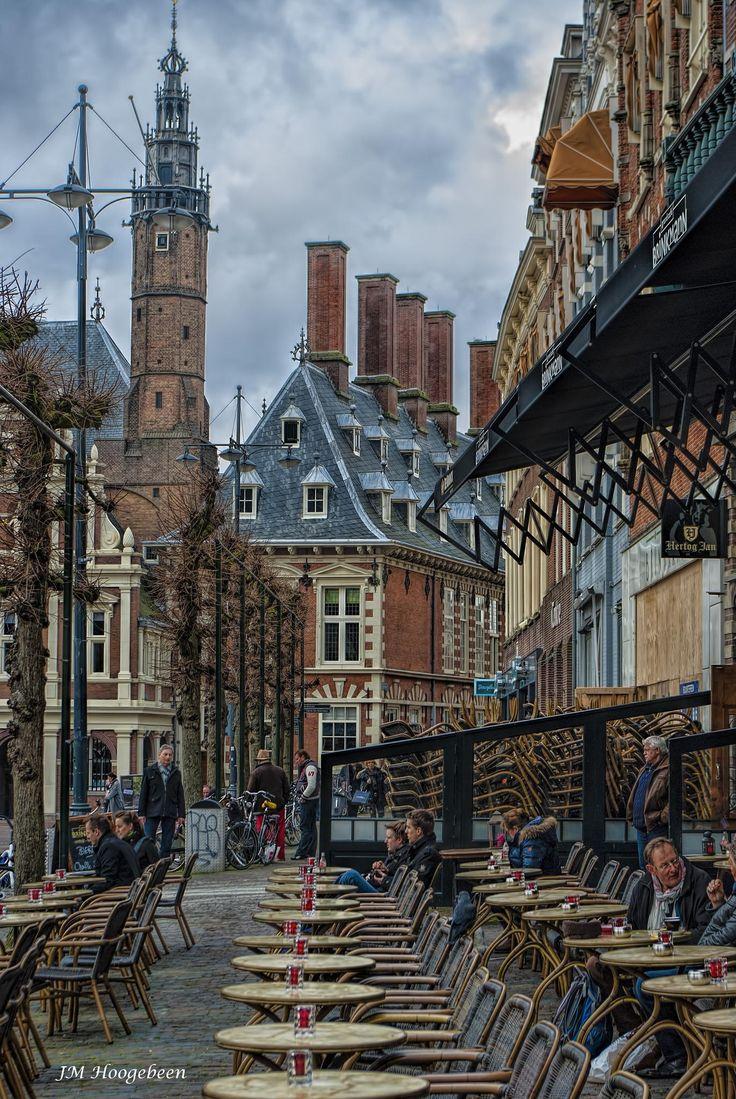 Haarlem - by Jan Marten Hoogebeen (Grote Markt, Haarlem, Netherlands)