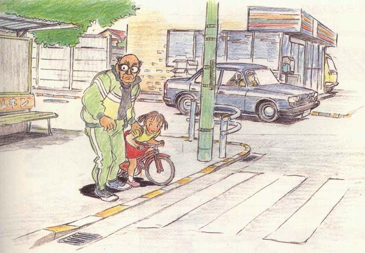 Futo Furikaeru to (When I turn around), Yoshifumi Kondô