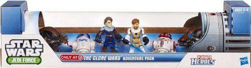 Star Wars 2011 Exclusive Playskool Jedi Force The Clone Wars Adventure Pack by Hasbro, http://www.amazon.com/dp/B006BEQ2I8/ref=cm_sw_r_pi_dp_HrsZqb1XFZ3N2