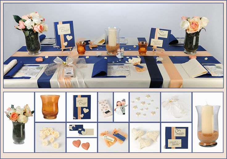24 best tischdeko hochzeit images on pinterest bridal table wedding table and birthdays. Black Bedroom Furniture Sets. Home Design Ideas