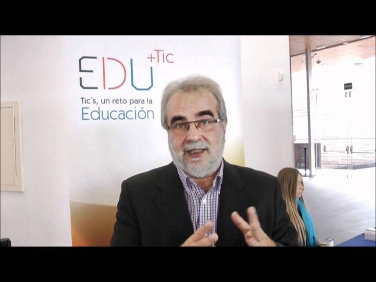 Educación 3.0 y Jordi Adell. Tecnologías y pedagogías emergentes en Edu+...