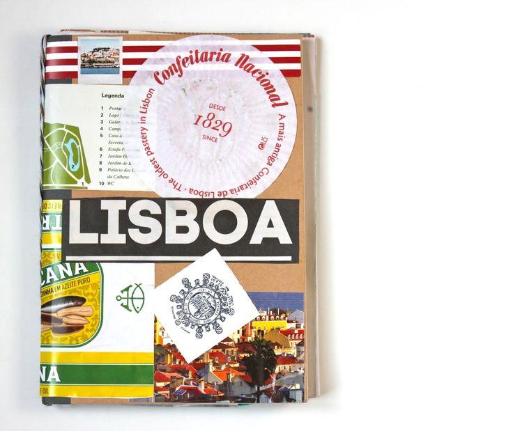 Carnet de voyage CG - Lisbonne  1
