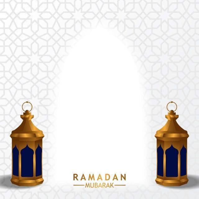 واقعية 3d ذهبية فانوس فانوس العربية مصباح مع خلفية بيضاء لهذا الحدث الإسلامي فانوس مصباح فخم ترف Png والمتجهات للتحميل مجانا Seni Islamis Grafik Seni