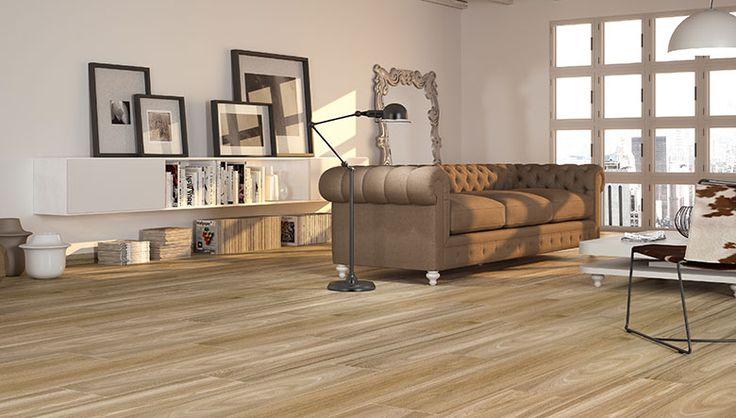Las 25 mejores ideas sobre revestimiento de madera de - Plaqueta imitacion madera ...