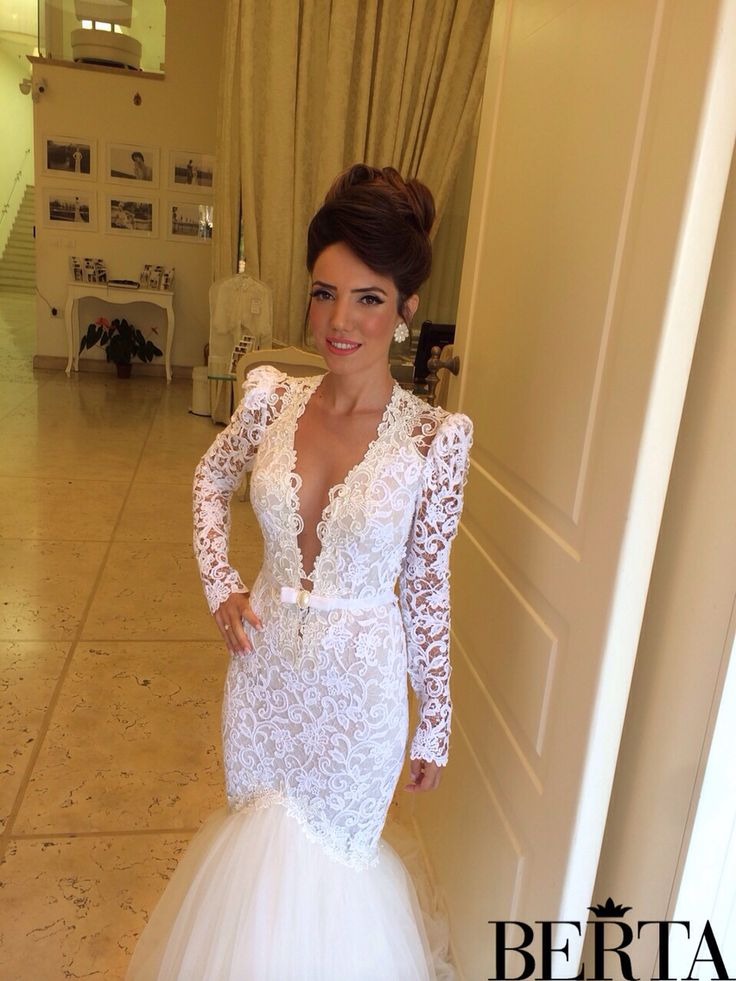 How About This Gorgeous Berta Bride ️ Berta Brides