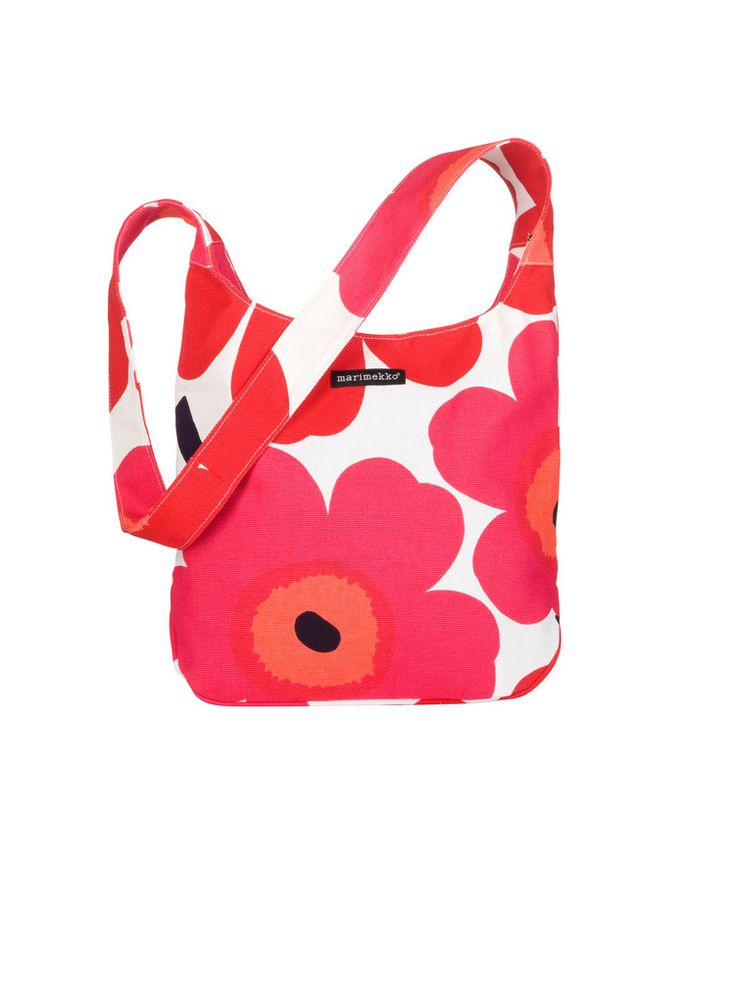 CLOVER UNIKKO BAG RED/PINK/WHITE