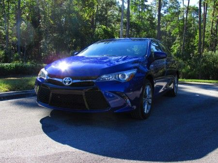 2015 Camry Review
