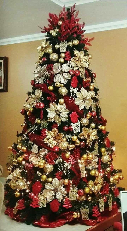 Arvore De Natal Decoracao De Arvore De Natal Arvores De Natal