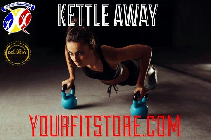 Kettle bells combine the benefits of weight training with the high intensity of cardio excercise. This will result in more strength,lean muscle and conditioning too,among other benefits. Get to yourfitstore.com today for a wide range of kettlebell and join the reveloution! #kettlebells #conditioning #summerbody #weightloss #slimming #gym #revolution #kettle #fitness #cardio #healthylife