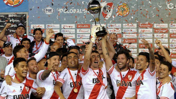 @River Campeón de la Copa Suramericana #9ine