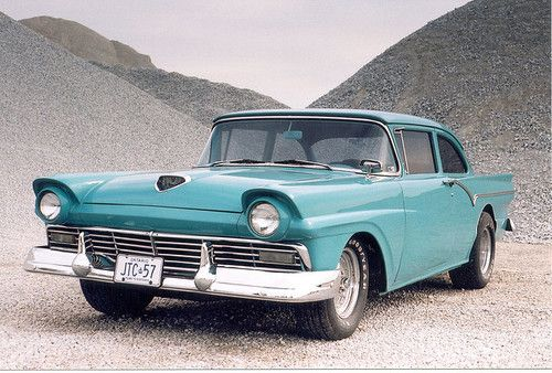 202 best images about 1957 fords on pinterest cars station wagon and coupe. Black Bedroom Furniture Sets. Home Design Ideas