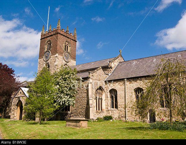 All Saints Church, Market Weighton.