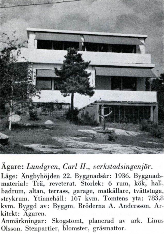 Södra Ängby - Ängbyhöjden 22