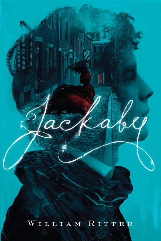 Breathtaking Book Cover: Jackaby