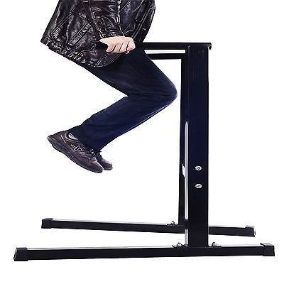 Dip Station Parallel Bar Self Standing Dipping Solid Shoulder Body Exercise