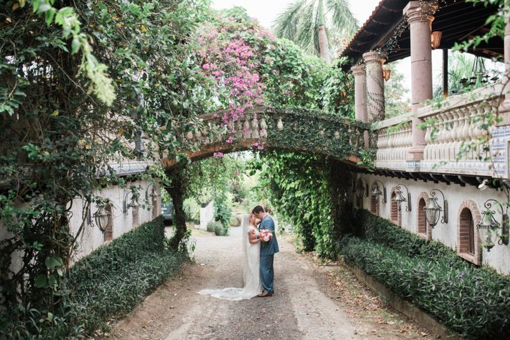 Hacienda Siesta Alegre | Max & Thea's Destination Wedding in Rio Grande, Puerto Rico