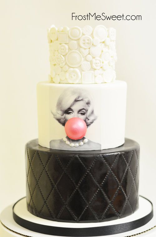 11 Best Marilyn Monroe Cakes Cupcakes Amp Cookies Images On