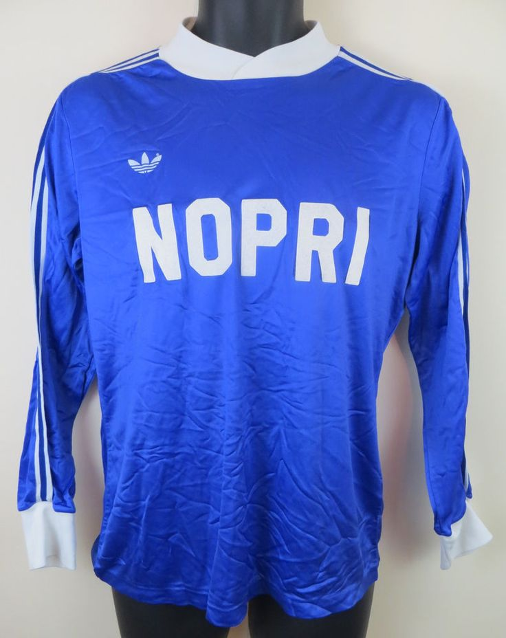 For sale here is a great quality Adidas Vtg football shirt. Overall good condition, some of the logo is coming away and the 10 on the back has been stuck over another 10, there is no size label. Vtg Adidas Football Shirt.   eBay!