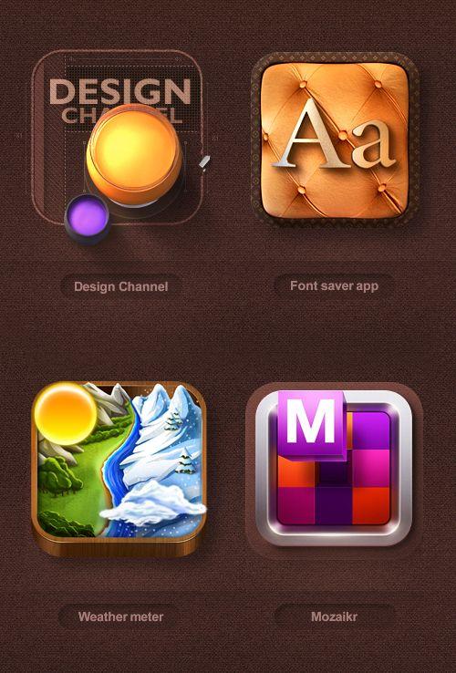 Mike   Creative Mints : Freelance Web Design - iOs icons