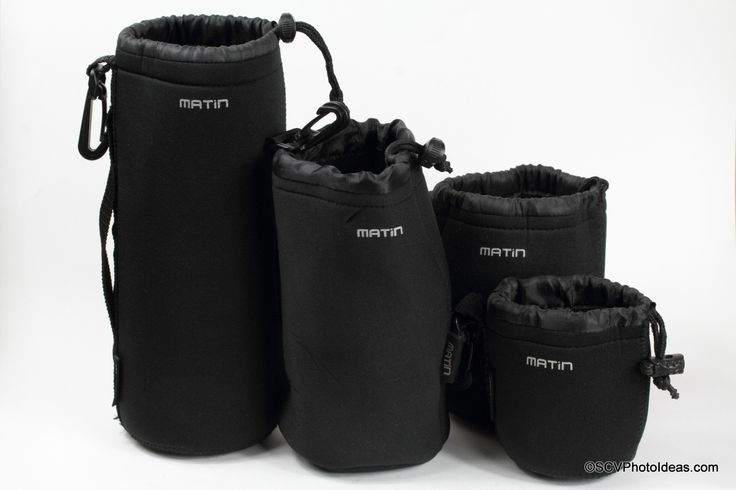 A short review and reference page for the Matin Neoprene Lens Pouch set with implementation examples.  #matin   #neoprene   #pouch   #camerabags   #lenscase   #review