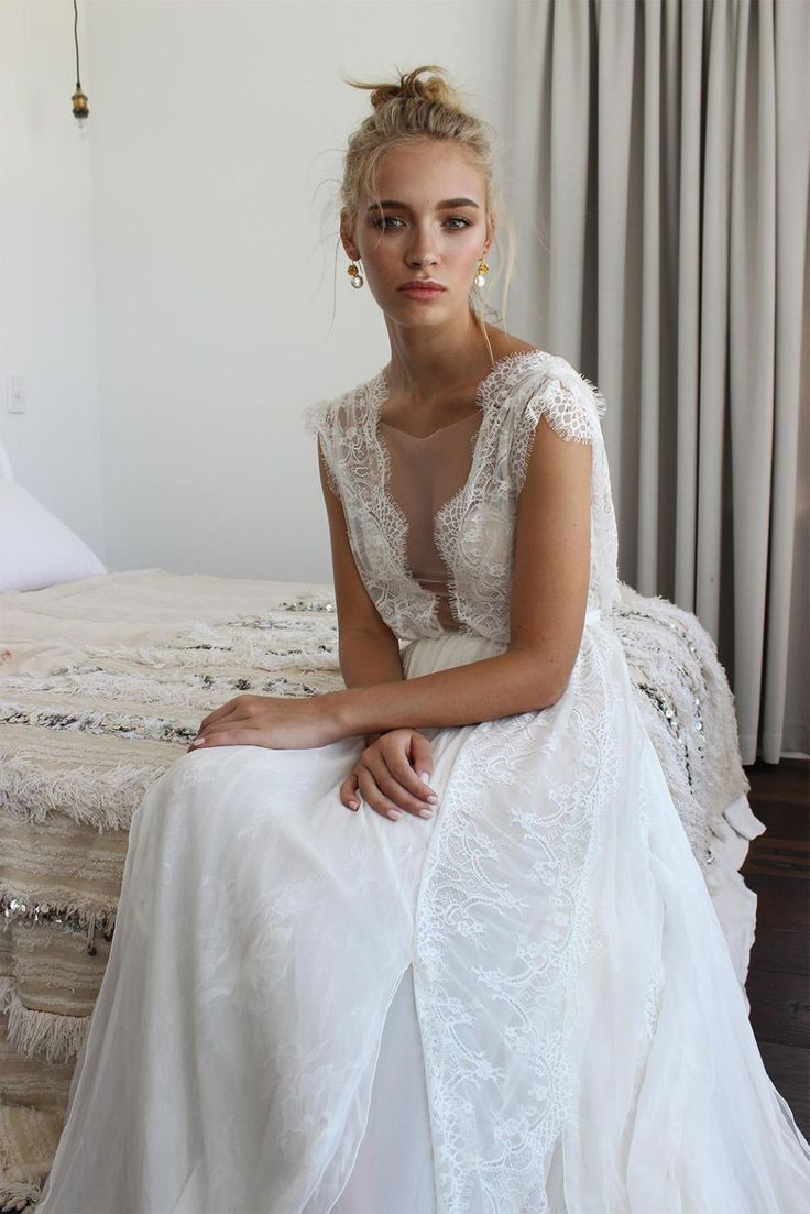 2313 best Vintage & New Wedding Gowns~ images on Pinterest ...