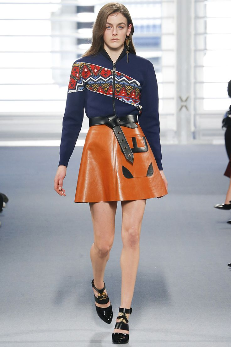 Louis Vuitton Fall 2014 RTW - Review - Fashion Week - Runway, Fashion Shows and Collections - Vogue