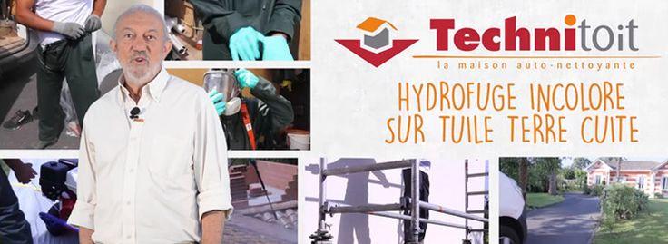 Comment rénover une toiture terre cuite avec un hydrofuge incolore ? | Tendance travaux, le blog Technitoit