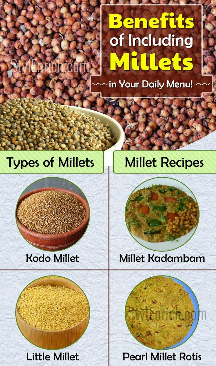 #BenefitsOfMillets Benefits of Including Millets in Your Daily Menu!  https://stylenrich.com/millets-benefits/ - StylEnrich - Google+