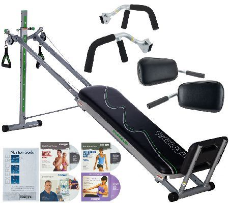 Utilizing  the Total Gym Supreme you really need to target all significant muscle tissues while using the one bit  of exercise equipment. Weight training, weight training, stretch along with cardio training, whatever the human body requirements, with over 60 workouts, on just one single piece equipment.